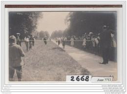 6531 AK/PC/CARTE PHOTO   EVENEMENT CHAMPETRE / COURSES /PHOT. BELLEGARDE PARIS A SITUER - Da Identificare