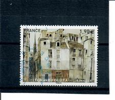 Yt 5200 Leonard Foujita -neopost-code Roc 08870a - France