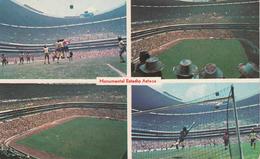 RPPC ESTADIO AZTECA STADIUM MEXICO - Football