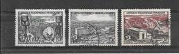 AEF YT 232 à 235 FIDES Oblitéré - A.E.F. (1936-1958)