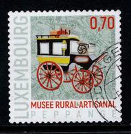 Luxemburg, Yv 2059 Jaar 2016,  Uit Boekje,  Gestempeld, Zie Scan - Luxembourg