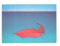 FOLON - LILY AIME MOI 1975 - Peintures & Tableaux