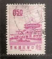 CHINE  OBLITERE - Non Classés