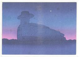 FOLON - LE REVE DE PIERRE 1971 - Peintures & Tableaux