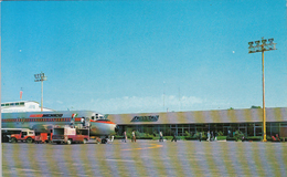 RPPC INTERNATIONAL AIRPORT TORREON COHUILA MEXICO AEROMEXICO AIRPLANE - Aeronaves