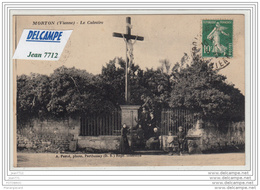4530 AK/PC/CPA/MORTON/LE CALVAIRE/1926 - Francia