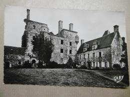LOGUIVY PLOUGRAS Les Ruines Du Manoir De Keroué 22 CÔTES D'ARMOR Autres Communes - Other Municipalities