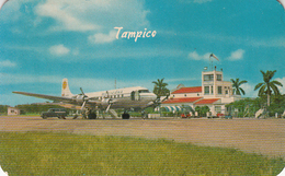 RPPC  TAMPICO AIRPORT  MEXICO MEXICANA AIRPLANE - Aeronaves