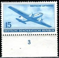 A12-51-1) DDR - Mi 514 - ** Postfrisch (A) - 15Pf    Ziviler Luftverkehr In Der DDR - [6] République Démocratique