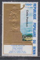 Bénin Timbre Pour Colis Postaux N° 4 XX Monument Du Roi Gbehanzin Sans  Charnière , TB - Bénin – Dahomey (1960-...)