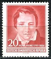 A12-51-1) DDR - Mi 517 - ** Postfrisch (A) - 20Pf    Heinrich Heine - [6] République Démocratique