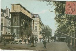 PARIS - PORTE ET BOULEVARD SAINT MARTIN - 1906 - - Distretto: 03