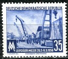 A12-51-1) DDR - Mi 519 - ** Postfrisch (A) - 35Pf    Leipziger Frühjahrsmesse 56 - [6] République Démocratique