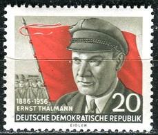 DDR - Mi 520 A - ** Postfrisch (E) - 20Pf    Ernst Thälmann - [6] République Démocratique
