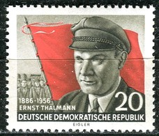 DDR - Mi 520 A - ** Postfrisch (F) - 20Pf    Ernst Thälmann - [6] République Démocratique