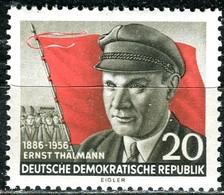 DDR - Mi 520 A - ** Postfrisch (G) - 20Pf    Ernst Thälmann - [6] République Démocratique