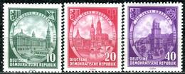 DDR - Mi 524 / 526 - ** Postfrisch (A) - 750 Jahre Dresden - [6] République Démocratique