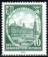 A12-51-1) DDR - Mi 524 - ** Postfrisch (A) - 10Pf   750 Jahre Dresden - [6] République Démocratique