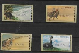 étiquettes Adhésives, Thème Dinosaure - Portugal