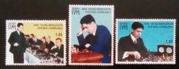 2583  Chess - Echecs - J R Capablanca - 2018 - MNH - 2,95 - Echecs