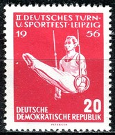 A12-51-2) DDR - Mi 533 - ** Postfrisch (A) - 20Pf   Turn- Und Sportfest 56 - [6] République Démocratique