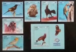 2861  Owls - Hiboux - Birds - 2018 - MNH - 3,55 - Hiboux & Chouettes