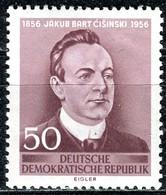 DDR - Mi 535 - ** Postfrisch (A) - 50Pf   Jakub Bart-Cisinski - [6] République Démocratique