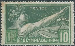 FRANC FRANCE FRANCIA 1924 - 10c , Not Used - France