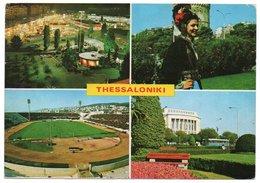 GRECE/GREECE/GRECIA - THESSALONIKI/SALONICCO - VIEWS / COSTUMES / STADIUM - STADE - STADIO - FOOTBALL - Grecia