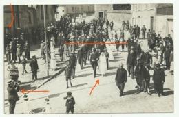 SAINT CHERON Carte Photo Fete De La Rosiere 1924 Maire Pompiers - Saint Cheron
