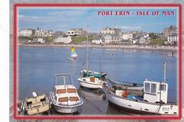 Postcard Port Erin Isle Of Man [ John Hinde ] My Ref  B23257 - Isle Of Man