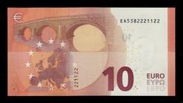 10 Euro (oberthur) E004B4 - E004 B4 -  EA5382 221122 - UNC - NEUF - 10 Euro