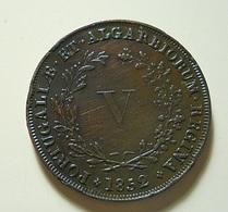 Portugal V Reis 1852 - Portugal