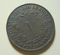 Portugal V Reis 1853 - Portugal