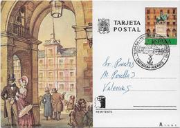 SOBRES ESPAÑA  /// (C035)  ESPAÑA  AÑO 1975 - Enteros Postales