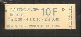 France, Carnet 1501, 1er Tirage, Carnet Neuf **, Non Ouvert, TTB, Carnet Liberté, 2179a, 2376b - Carnets