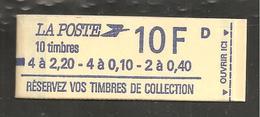 France, Carnet 1501, 2e Tirage, Daté, Carnet Neuf **, Non Ouvert, TTB, Carnet Liberté - Booklets