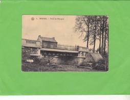 WAVRE - Pont De Bierge  -( CP Pliée) - Wavre