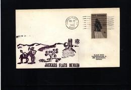 USA 1968 Space / Raumfahrt  Interesting Cover - Briefe U. Dokumente