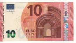 "10 EURO  ""France""     DRAGHI    U 006 G1     UA6249951048  /  FDS - UNC - EURO"