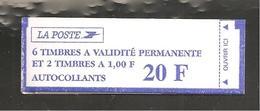 France, Carnet 1508, Type I, Avec Repère, Carnet Neuf, Non Ouvert, TTB, Carnet Marianne De Luquet, 3101a, 3101b - Carnets