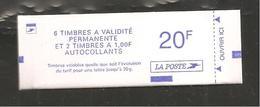 France, Carnet 1509, Type I, Carnet Neuf, Carnet Ouvert, TTB, Carnet Marianne De Luquet, 3101a, 3101b - Carnets