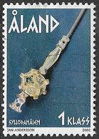 Aland SG221 2002 Iron Age Jewellery 1 Klass Good/fine Used [39/31726/6D] - Aland