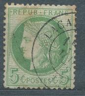 N°53  NUANCE ET OBLITERATION. - 1871-1875 Ceres