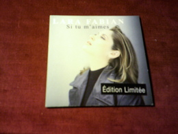 LARA FABIAN°° SI TU M'AIMES - Other - French Music