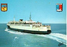 Dieppe Le Depart Du Valencay 1968 CPM Ou CPSM - Dieppe