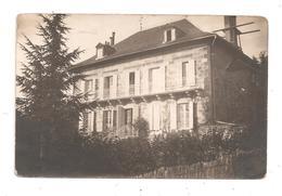 Une Villa à Identifier  Carte Photo (C.8380) - Cartes Postales