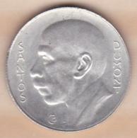 Brésil  . 5000 Réis 1937, Santos-Dumont ,  KM# 543 , En Argent , SUP/XF - Brésil