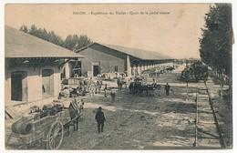 CPA - SALON (Bouches Du Rhône) - Expédition Des Huiles - Quais De Petite Vitesse - Salon De Provence