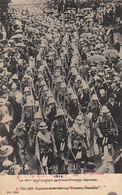 Thématiques 2018 Commémoration Fin De Guerre 1914 1918 Le 48 Higlanders Quittant Torenton  Toronto Canada - Guerre 1914-18
